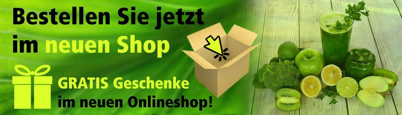 GrünePerlen Shop 2021