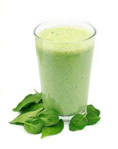 Grüne Smoothies im besten Mixer