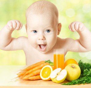 Grüne Smoothie aus Obst & Gemüse