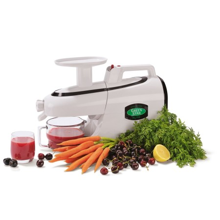 Greenstar Elite Saftpresse