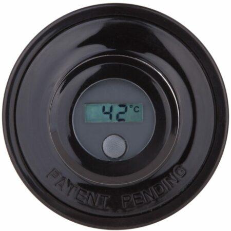 Temperaturmessung im Stampfer