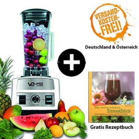 VE-Mix-Powersmoother-plus-Rezeptbuch