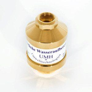 UMH Pure Verwirbler für Filteranlagen