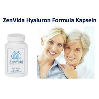 Zenvida Hyaloron Kapseln