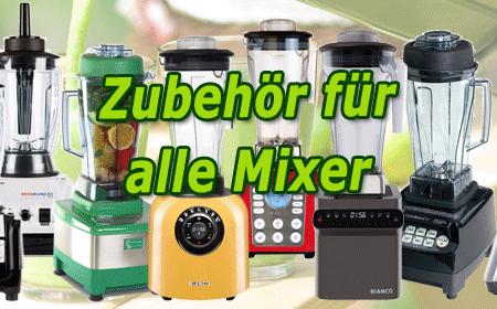 Zubehör für Mixer