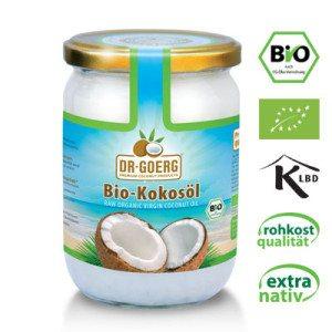 Premium-Bio-Kokosoel 500ml-Dr-Goerg