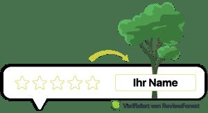 GrünePerlen Bewertungswald