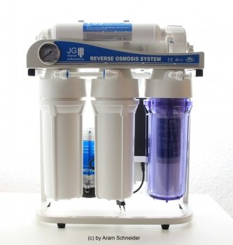 Osmosefilter GP-500GDP Sidestream