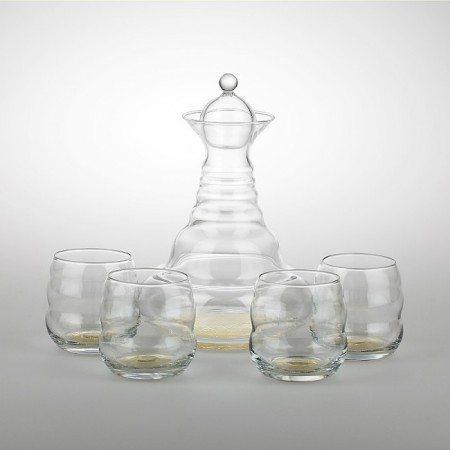 Wasserkaraffe Set_mit_Trinkglas