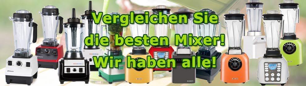 Mixer Hochleistungsmixer
