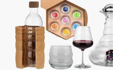 Wasserzubehör | Karaffen | Gläser | Flaschen | Edelsteine