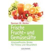 Frische Frucht- und Gemüsesäfte von Dr. Norman Walker