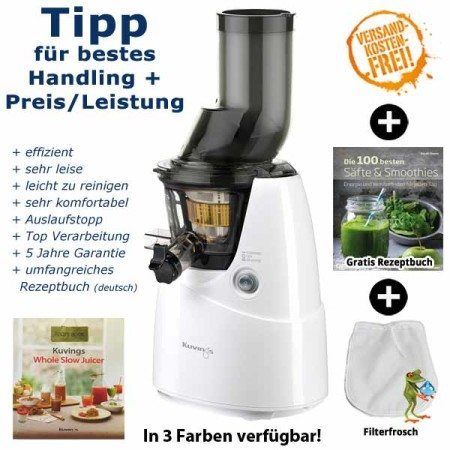 Kuvings-Whole-Slow-Juicer-weiss