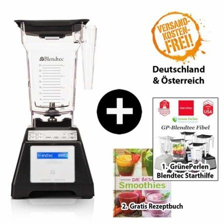 Blendtec-Home-Blender mit FourSide Jar