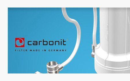 Carbonit Filterpatronen & Zubehör