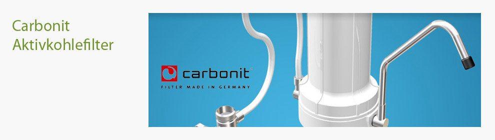 carbonit Aktivkohlefilter