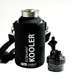 """Eco Tanka Edelstahlflasche - 2 Liter Variante mit """"Cooler"""""""