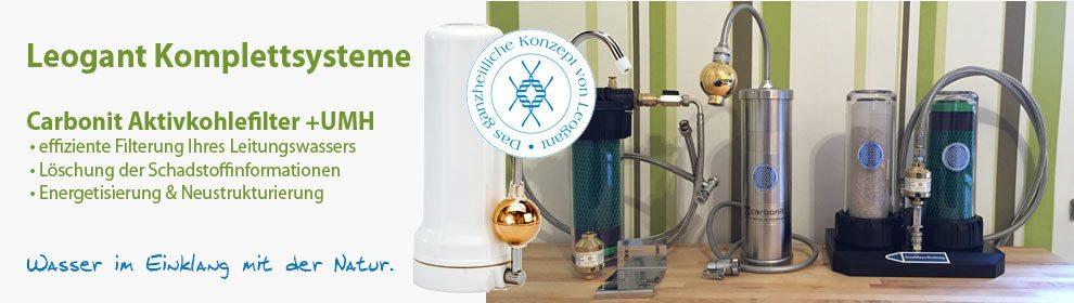 Leogant Komplettsysteme zur Wasseraufbereitung