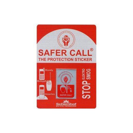 Safercall Handyaufkleber