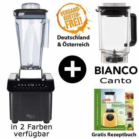 Mixer Bianco Gusto-Set-schwarz