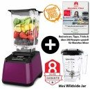 Blendtec-Designer-625+Wildside+Mini-wildside+Blendtec-Fibel-orchidee