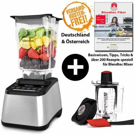 Blendtec-Designer-725+Wildside+Twister+GP-Blendtec-Fibel-edelstahl