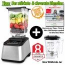 Blendtec-Designer-725-mit-Wildside+Mini-Wildside+Blendtec-Fibel