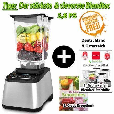 Blendtec-Designer-725-mit-buch-edelstahl-Tipp