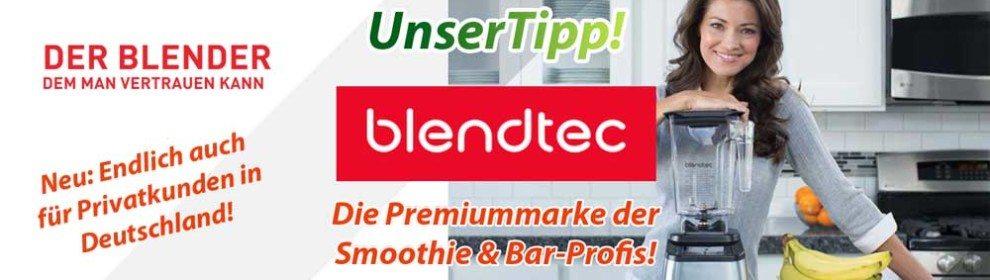 Blendtec-Hochleistungsmixer-für Smoothies