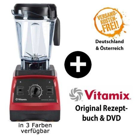 Vitamix Pro300 rot