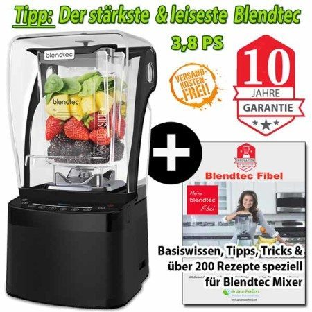 Blendtec Professional 800 GP-Blendtec-Fibel