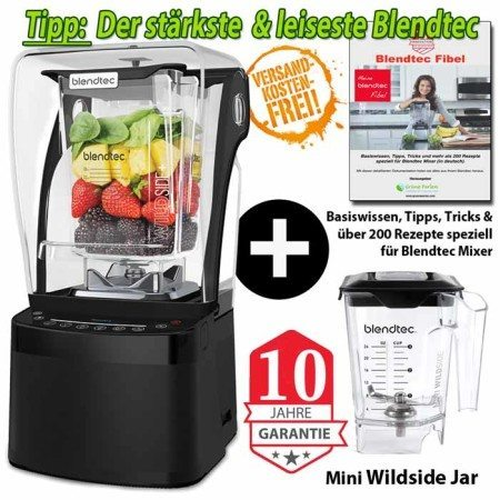 Blendtec-Professional-800+Wildside+Mini-Wildside+GP-Blendtec-Fibel