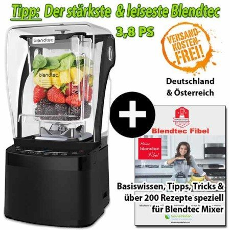 Blendtec-Professional-800-mit-GP-Blendtec-Fibel