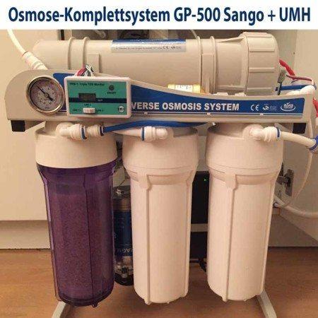 Osmose Komplettsystem GP-500-Sango + UMH