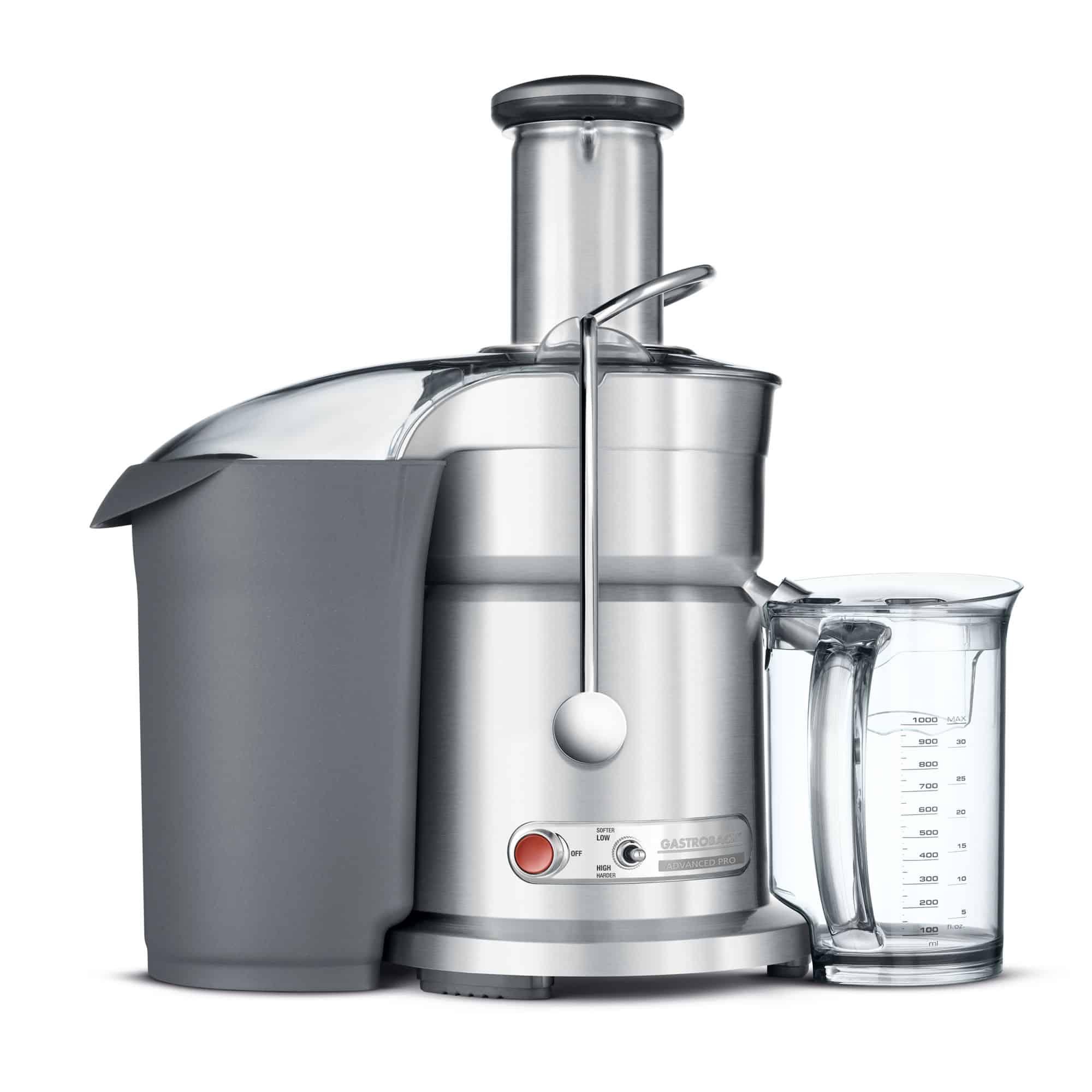 Gastroback | Advanced Pro 40139 | Zentrifugalentsafter | GrünePerlen