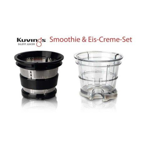 Kuvings-Smoothie-Eiscreme-Set