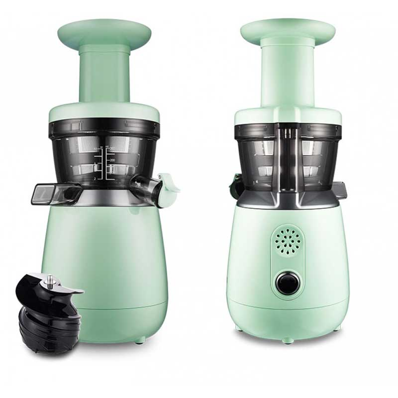 Jr Slow Juicer Generation 2 Review : Hurom HP Slow Juicer 2.Generation GrunePerlen