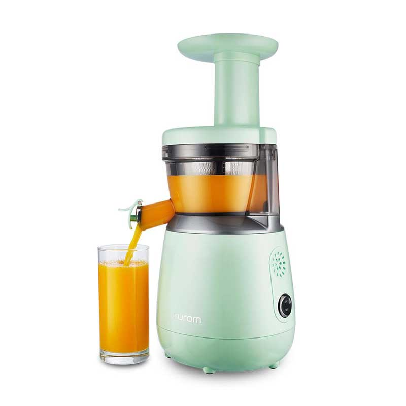 Hurom Slow Juicer Hp 15 Review : Hurom HP Slow Juicer 2.Generation GrunePerlen