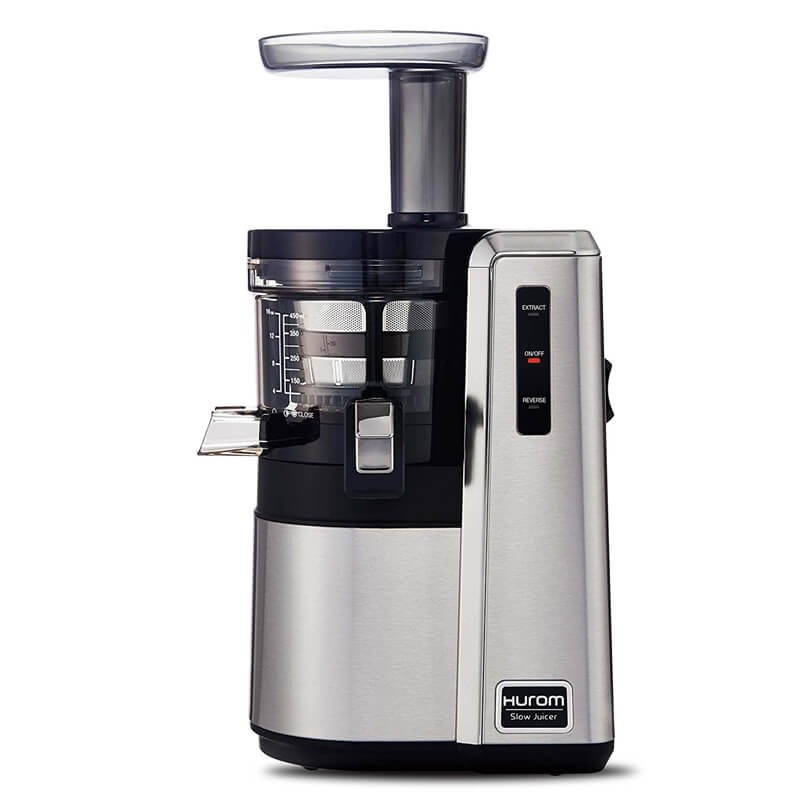 Hurom Slow Juicer H-AA & HZ (3.Generation) GrunePerlen