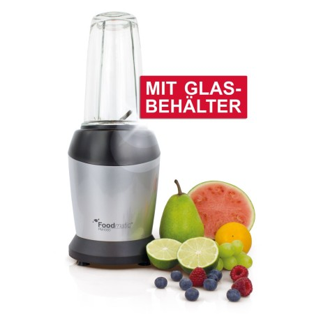 Food Matic mit Glasbehälter