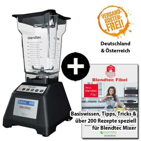 Blendtec Chef 600 Commercial Mixer