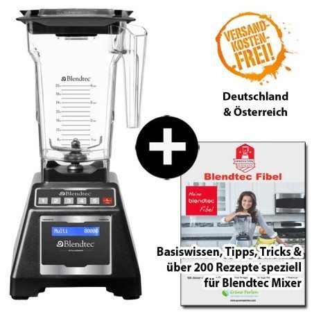 Blendtec-XPress-Commercial Blender
