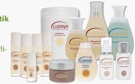 Basische Körperpflege von Lubana