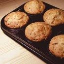Apfel-Gwürz-Muffins