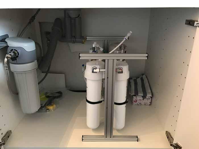 Wasserfilter Carbonit & GP-500 Quickchange