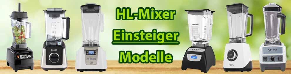 HL Standmixer Einsteiger Modelle