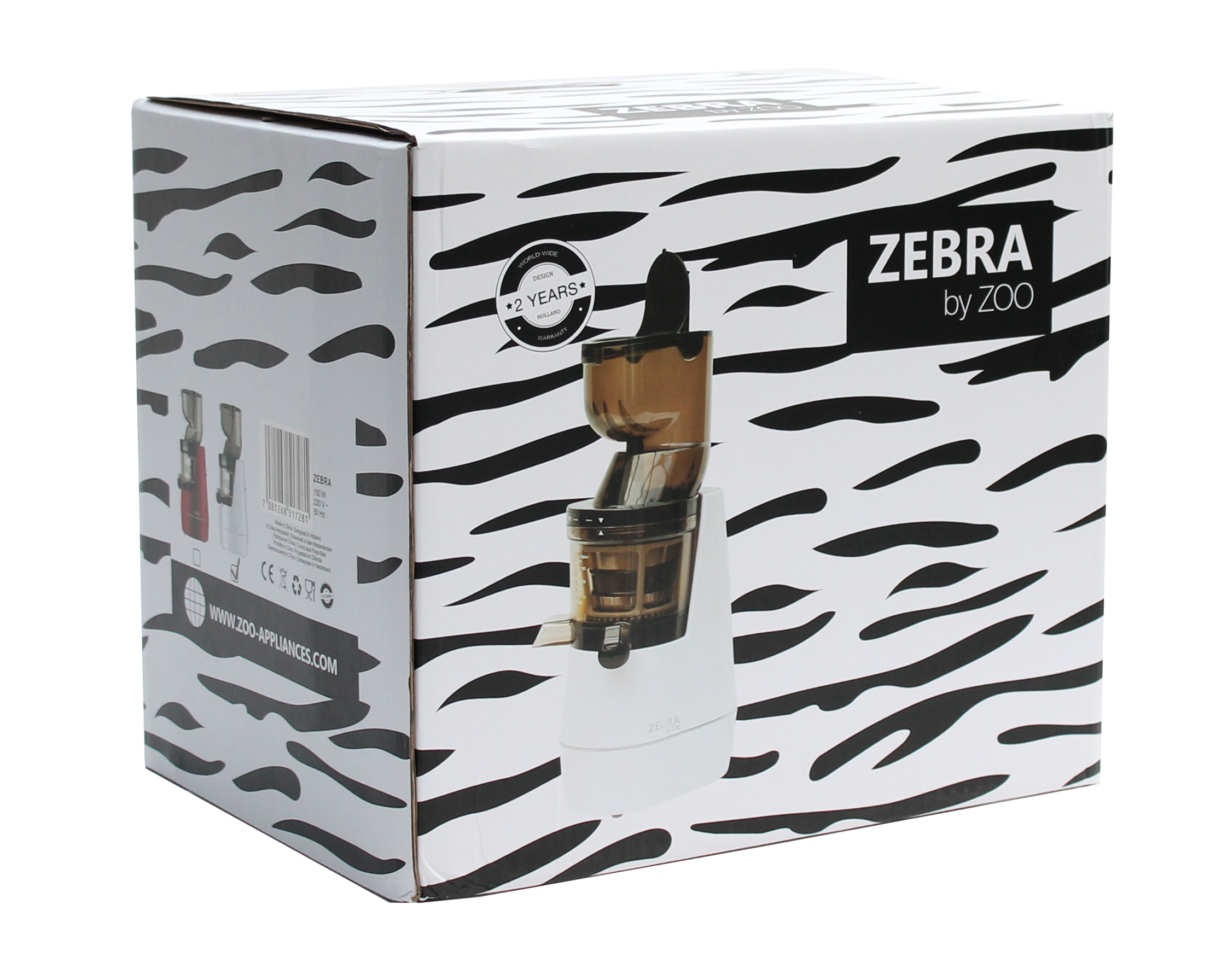 Zebra Whole Slow Juicer Erfahrungen : Zebra Whole Slow Juicer GrunePerlen