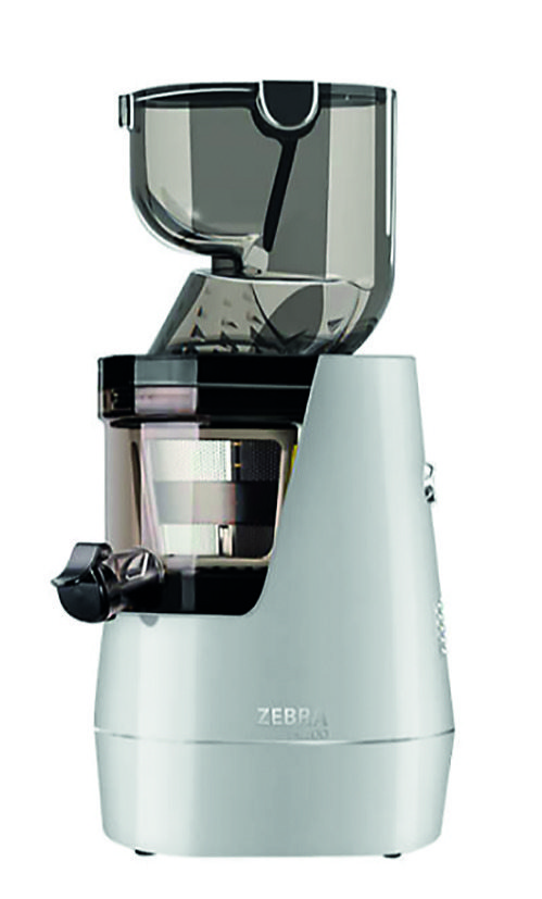 Zebra Whole Slow Juicer GrunePerlen