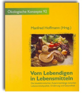 Buch Prof. Dr. Manfred Hoffmann