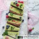 Matcha Energy Kuchen